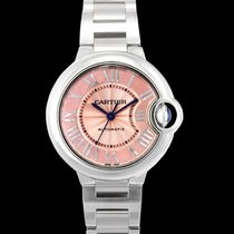 Cartier Ballon Bleu 33mm Steel 33mm Pink United States of America, California, San Mateo