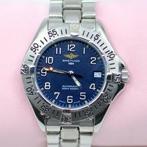 Breitling Colt Automatic Steel 42mm United States of America, New York, New York
