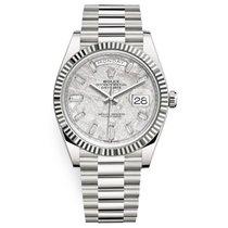 Rolex 228239-0055 Oro blanco Day-Date 40 40mm nuevo