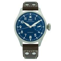 IWC Big Pilot новые Автоподзавод Часы с оригинальными документами и коробкой IW501002