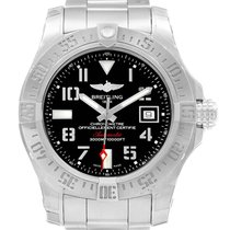 Breitling Avenger II Seawolf new 2016 Automatic Watch with original box and original papers A17331