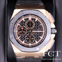 Audemars Piguet 26401RO.OO.A002CA.02 Rose gold Royal Oak Offshore Chronograph 44mm pre-owned United States of America, New York, New York