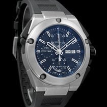 IWC Ingenieur Double Chronograph Titanium Titanio 45mm