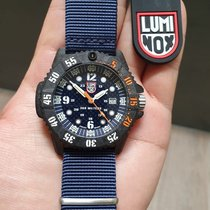 Luminox XS.3803.C LUMINOX SEA Master Carbon Nero Blu 46mm 2020 nowość