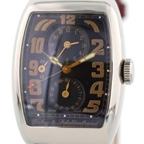 Dubey & Schaldenbrand Steel 33mm Automatic N 3321 pre-owned United States of America, New York, New York