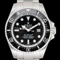 Rolex 116660 Steel 2010 Sea-Dweller Deepsea 44mm pre-owned United States of America, California, San Mateo