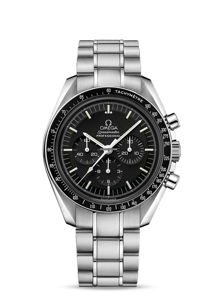 Omega Speedmaster Professional Moonwatch 311.30.42.30.01.005 2020 neu
