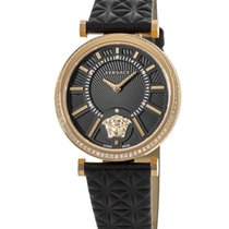 Versace new Quartz Rose gold Sapphire crystal