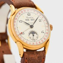 Cortébert Yellow gold 36mm Manual winding 9300 pre-owned United States of America, California, Beverly Hills