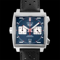 TAG Heuer CAW211P.FC6356 Steel Monaco Calibre 11 39mm new United States of America, California, San Mateo