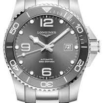 Longines L3.781.4.76.6 Steel 2020 HydroConquest 41mm new