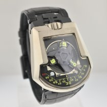 Urwerk White gold Manual winding 202 pre-owned United States of America, California, Beverly Hills