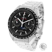 Omega Speedmaster Professional Moonwatch Moonphase 304.30.44.52.01.001 2018 usados