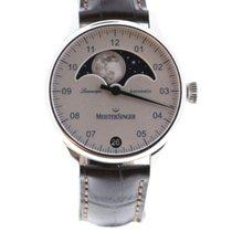 Meistersinger Lunascope LS901 Neuve Acier 40mm Remontage automatique Belgique, Antwerp