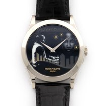 Patek Philippe Calatrava White gold 38.6mm United States of America, California, Beverly Hills