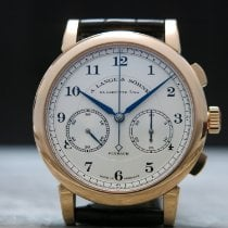 A. Lange & Söhne 1815 Rose gold 39.5mm White Arabic numerals United States of America, Florida, Boca Raton