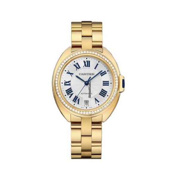 Cartier Clé de Cartier WJCL0023 new