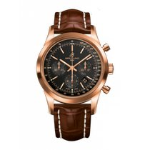 Breitling Transocean Chronograph new 2018 Automatic Chronograph Watch with original box and original papers RB015212/BB16