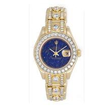 Rolex Lady-Datejust Pearlmaster 29mm Синий