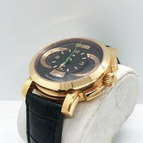 Paul Picot Yellow gold 44mm Automatic 0334.RG pre-owned