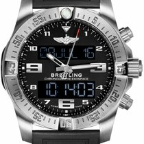 Breitling Exospace B55 Connected Titanium 46mm Black Arabic numerals United States of America, New York, New York