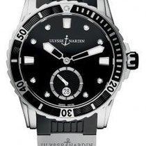 Ulysse Nardin Lady Diver Steel 40mm Black