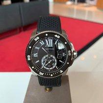 Cartier Calibre de Cartier Diver новые 2020 Автоподзавод Часы с оригинальными документами и коробкой W7100056