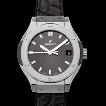 Hublot Women's watch Classic Fusion Racing Grey 33mm Quartz new Watch with original box and original papers 2021