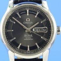Omega De Ville Hour Vision 43133412206001 Sehr gut Stahl 41mm Automatik