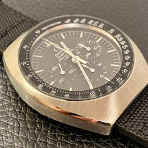 Omega Speedmaster Mark II Steel 42mm Black No numerals