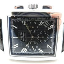 Zenith Steel 36mm Automatic Port Royal pre-owned United States of America, California, Tustin