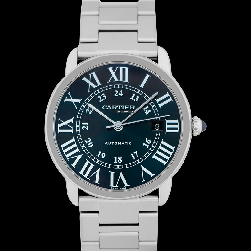 Cartier Ronde Croisière de Cartier WSRN0023 new