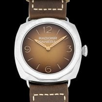 Panerai Steel Manual winding Brown 47mm new Special Editions