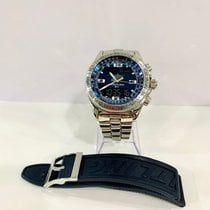 Breitling A68362 Steel 2000 B-1 44mm pre-owned