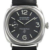 Panerai Radiomir Black Seal new 2020 Manual winding Watch with original box and original papers PAM00754 / PAM754