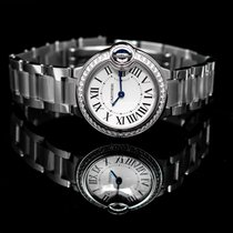 Cartier Ballon Bleu 28mm Steel 28mm United States of America, California, San Mateo