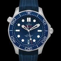 Omega Seamaster Diver 300 M Steel 42mm Blue United States of America, California, San Mateo