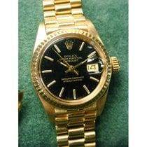 Rolex Lady-Datejust 6917 Очень хорошее Желтое золото 24.5mm Автоподзавод