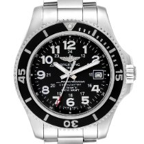 Breitling Superocean II 42 Steel 42mm Black Arabic numerals United States of America, Georgia, Atlanta