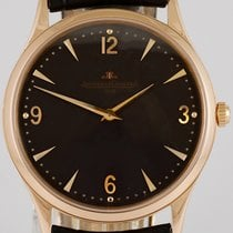 Jaeger-LeCoultre Master Ultra Thin 38 Or rouge 38mm Noir