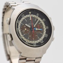 Omega Flightmaster Steel 43mm Grey No numerals United States of America, California, Beverly Hills