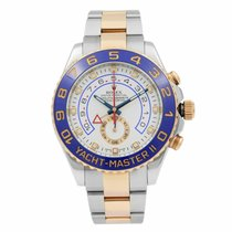 Rolex 116681 Gold/Steel Yacht-Master II 44mm new United States of America, New York, NEW YORK