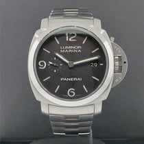 Panerai Luminor Marina 1950 3 Days Automatic pre-owned 44mm Black Steel