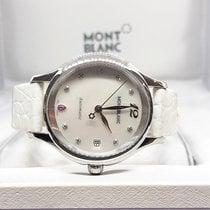 Montblanc Princess Grace De Monaco Steel 34mm