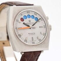 Aquastar Steel 40mm Automatic 9854 pre-owned United States of America, California, Beverly Hills