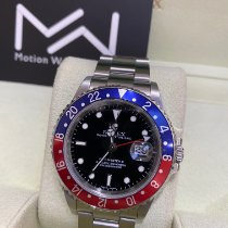 Rolex GMT-Master II 16710BLRO 2001 pre-owned