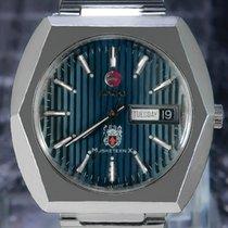 Rado Original Acero 36mm Azul Sin cifras