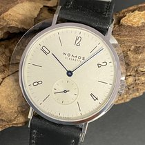 NOMOS 139 Steel 2018 Tangente 35mm new
