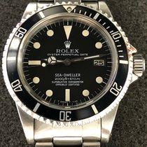 Rolex Sea-Dweller Acero 40mm
