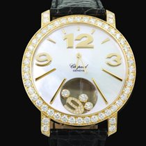 Chopard Happy Diamonds Gelbgold 40mm Deutschland, Hamburg
